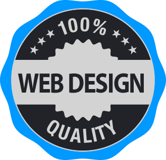 100% Quality Web Design